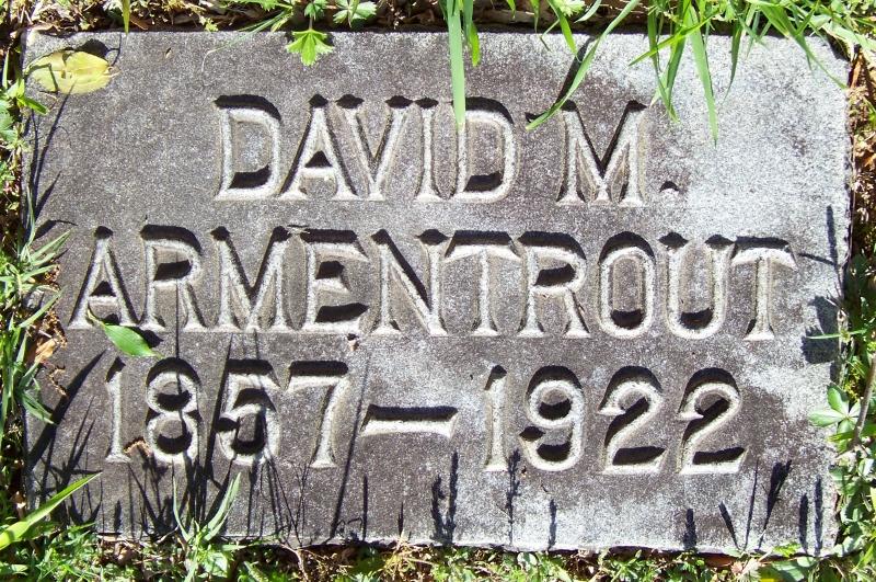 David McGuffin Armentrout
