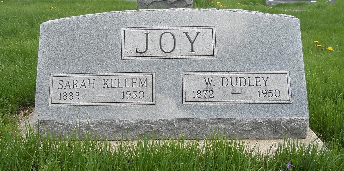 William Dudley Joy
