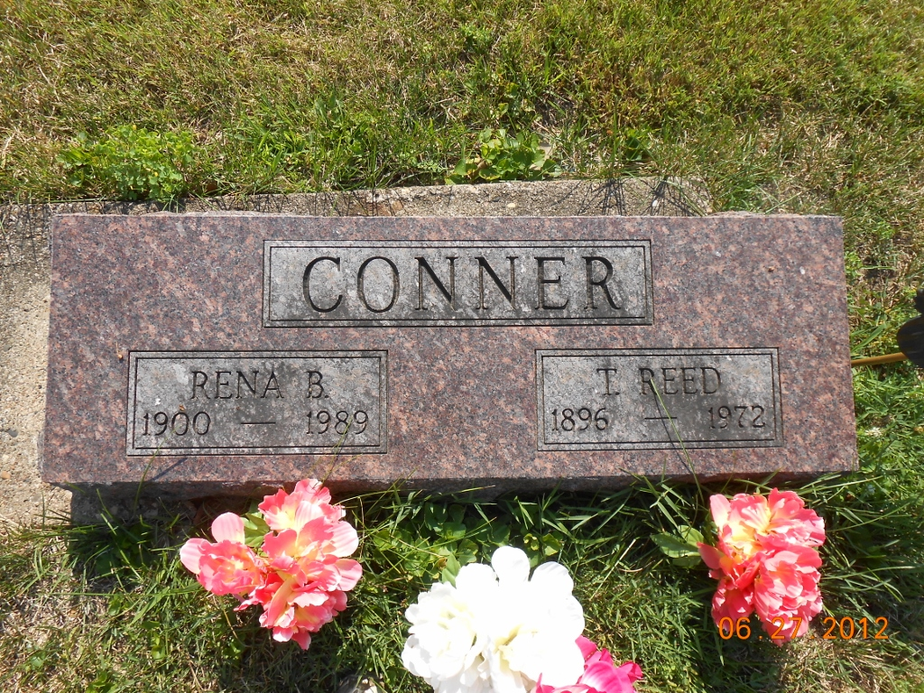 Rena B <i>Russell</i> Conner
