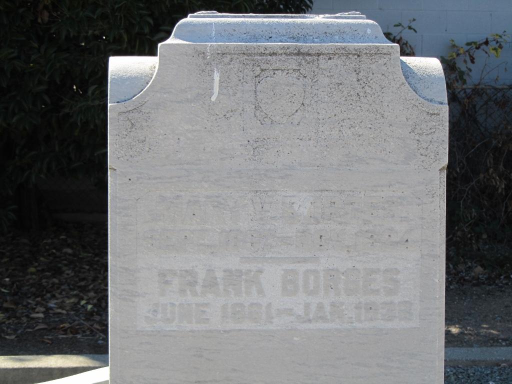 Francisco Frank Borges