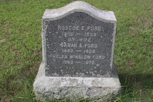 Sarah Elizabeth <i>Kent</i> Ford