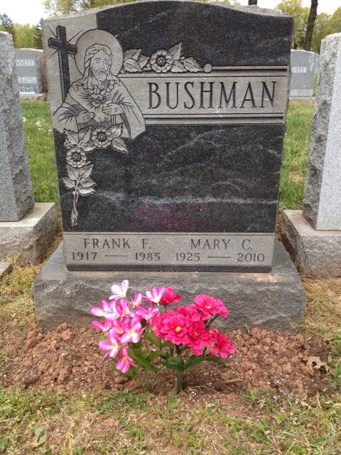 Mary C. <i>McGauley</i> Bushman