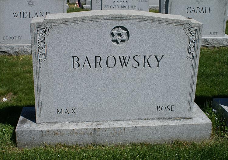 Rose <i>Mirkin</i> Barowsky