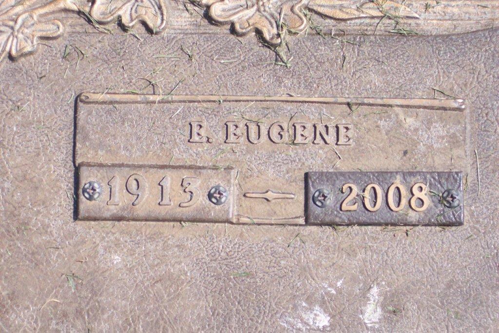 Everett Eugene Gene Deao