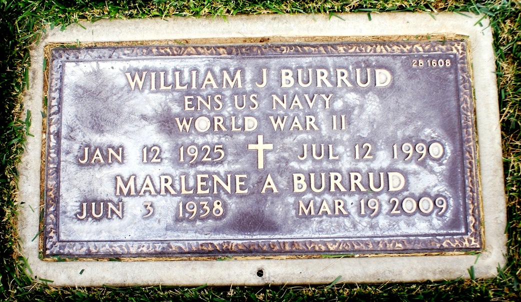 William James Bill Burrud