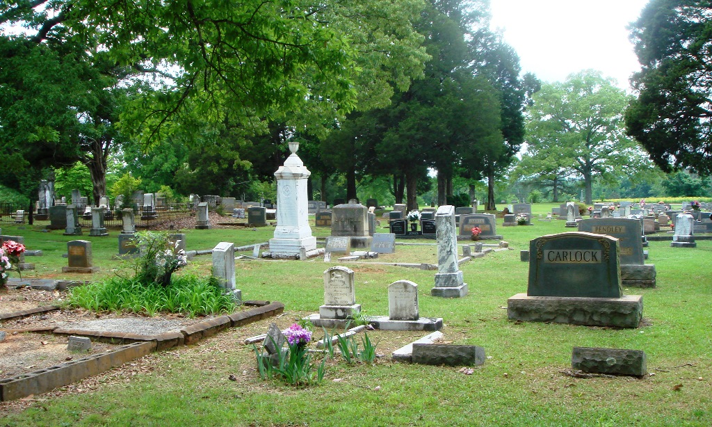 Spring Place Cemetery