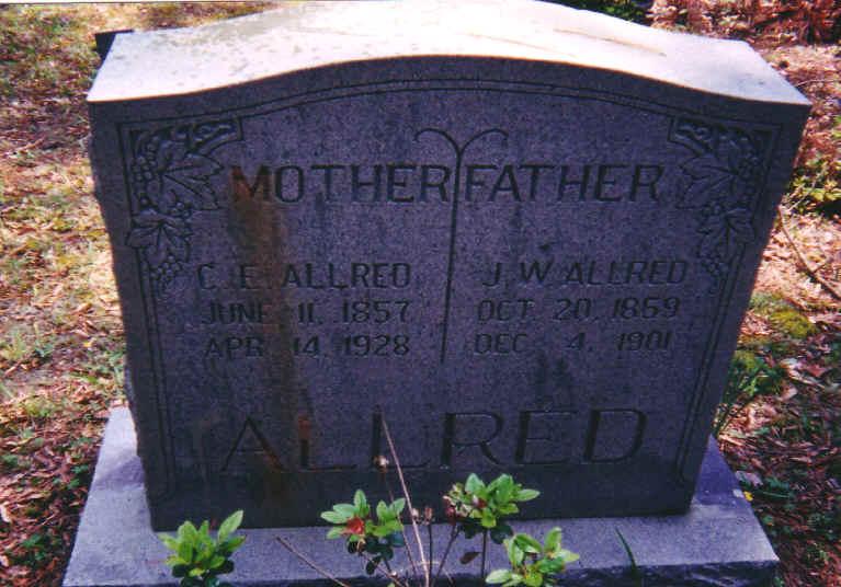 Catherine E. <i>McCoy</i> Allred