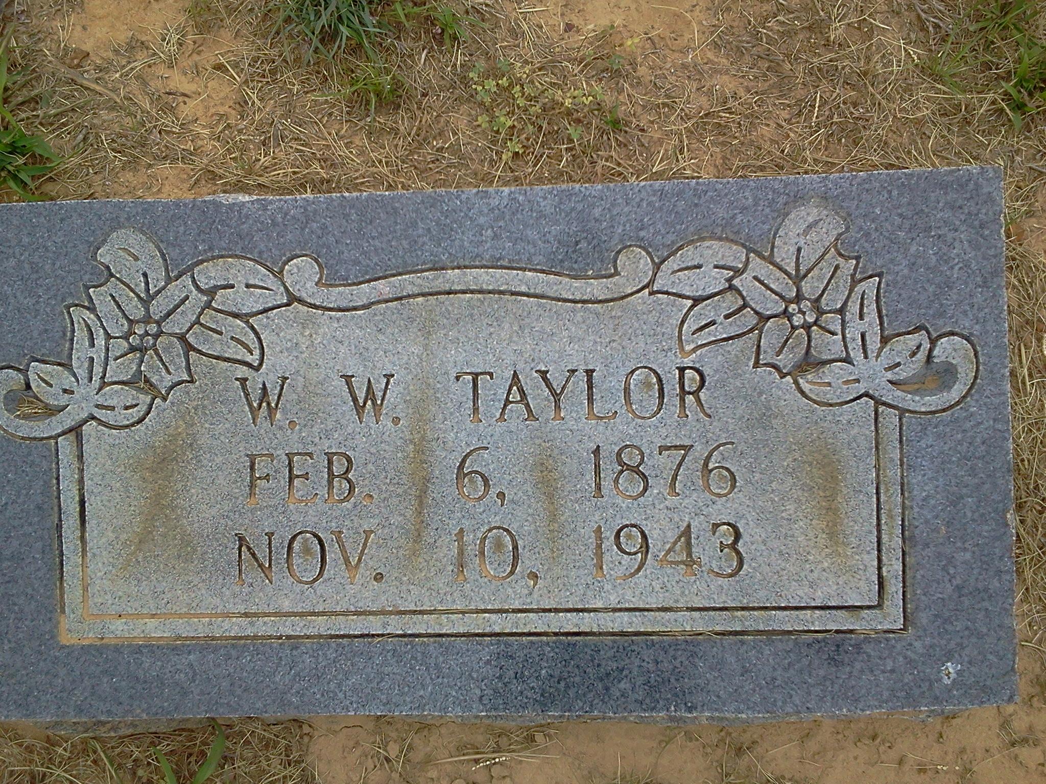William Washington Taylor