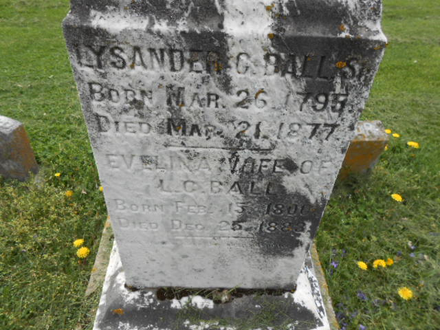 Lysander Curtis Ball, Sr