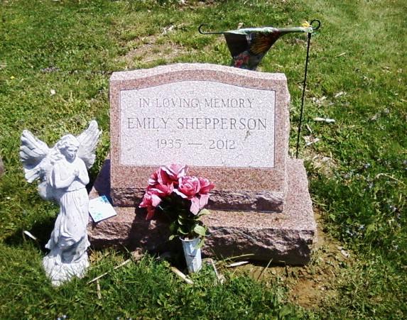Emily P. Dolly <i>Dauberman</i> Shepperson