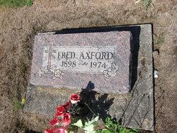 Fred Axford