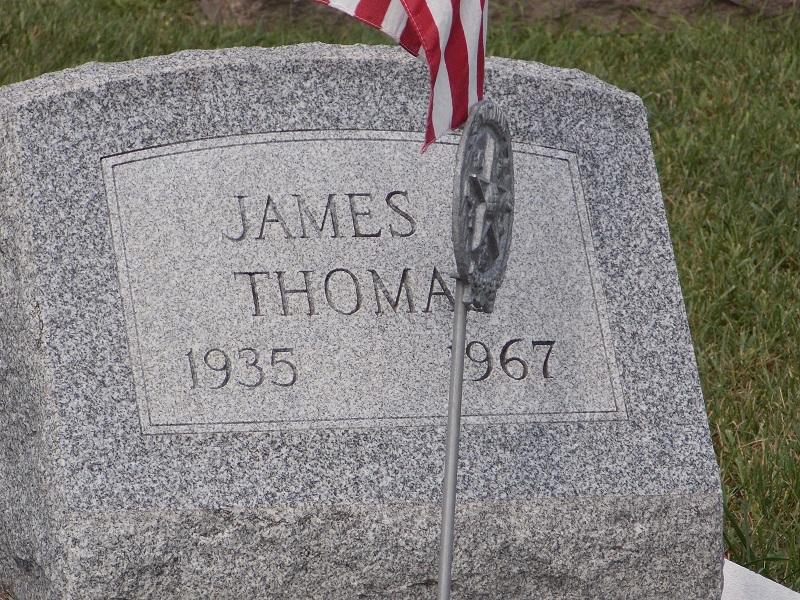 James Blaine Thomas