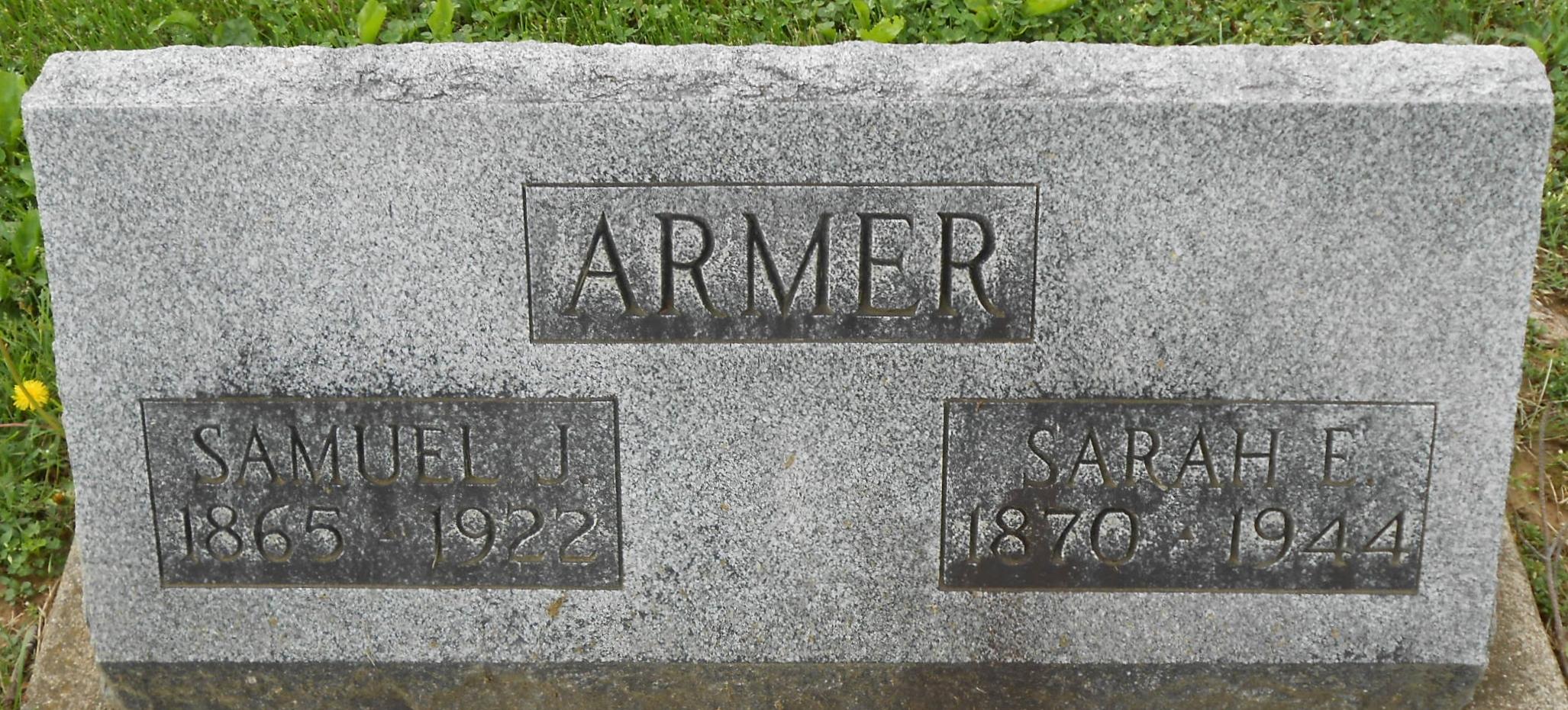Samuel J. Armer