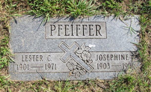 Lester C Pfeiffer