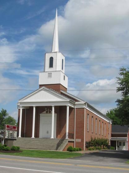 Island Baptist Cemetery