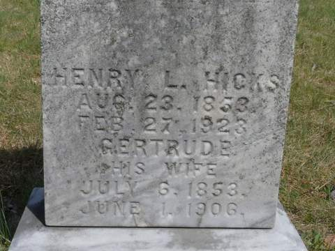 Henry Lyman Hicks