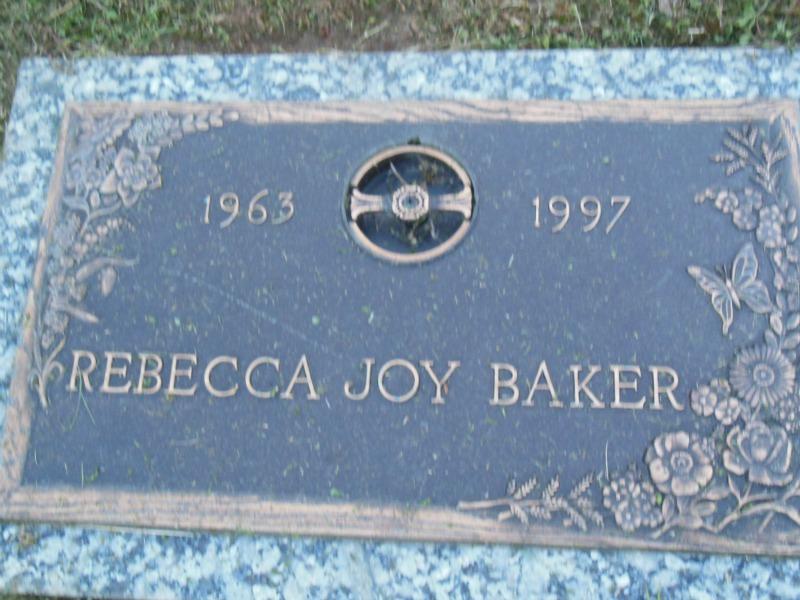 Rebecca Jo Baker