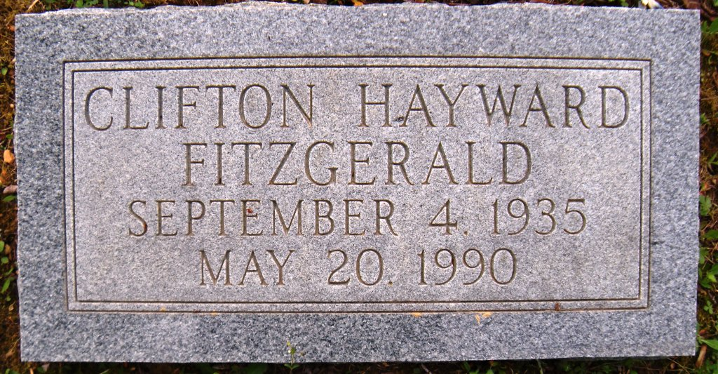 Clifton Hayward Fitzgerald