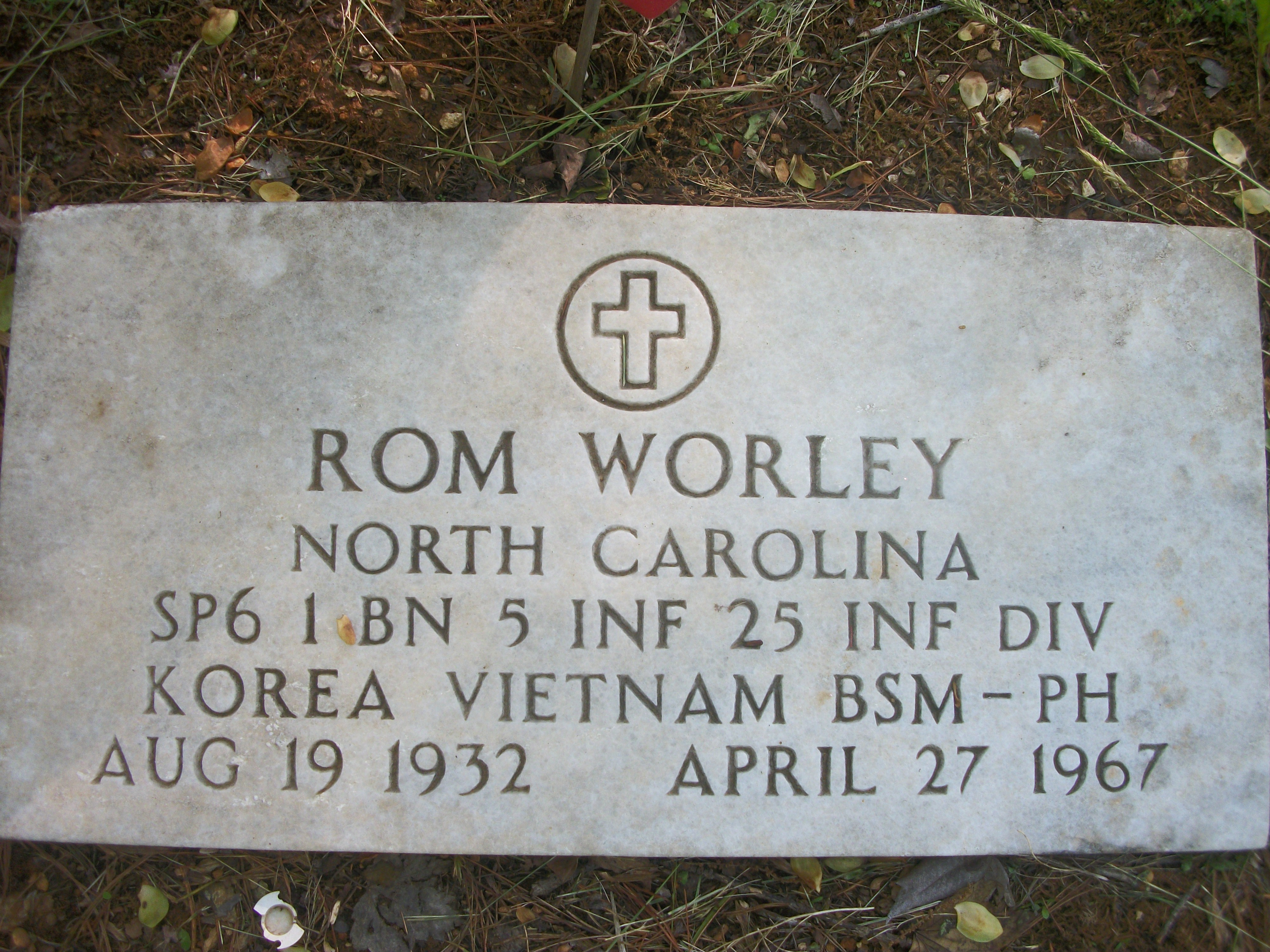 Spec Rom Worley
