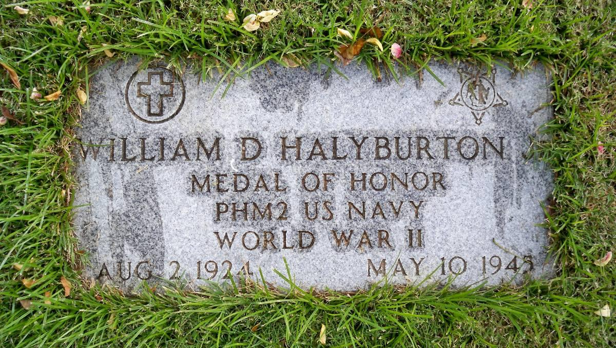 PO William David Halyburton, Jr