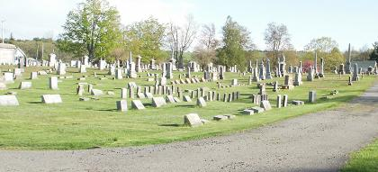 Rock Ridge Cemetery