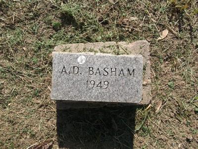 Alfred Doyle Basham