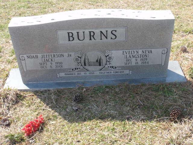 Noah Jefferson Burns
