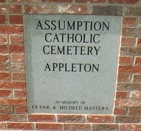 Assumption of Blessed Virgin Mary Cemetery