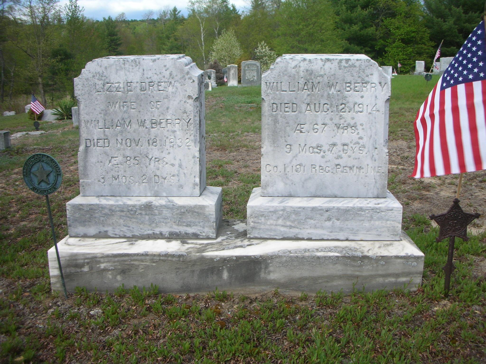 Wakefield F. alias William W. Berry