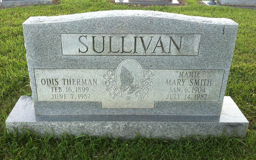 Mary Mamie <i>Smith</i> Sullivan