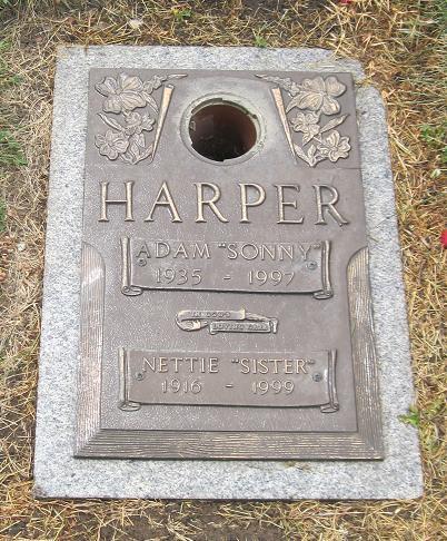 Nettie Bell Harper