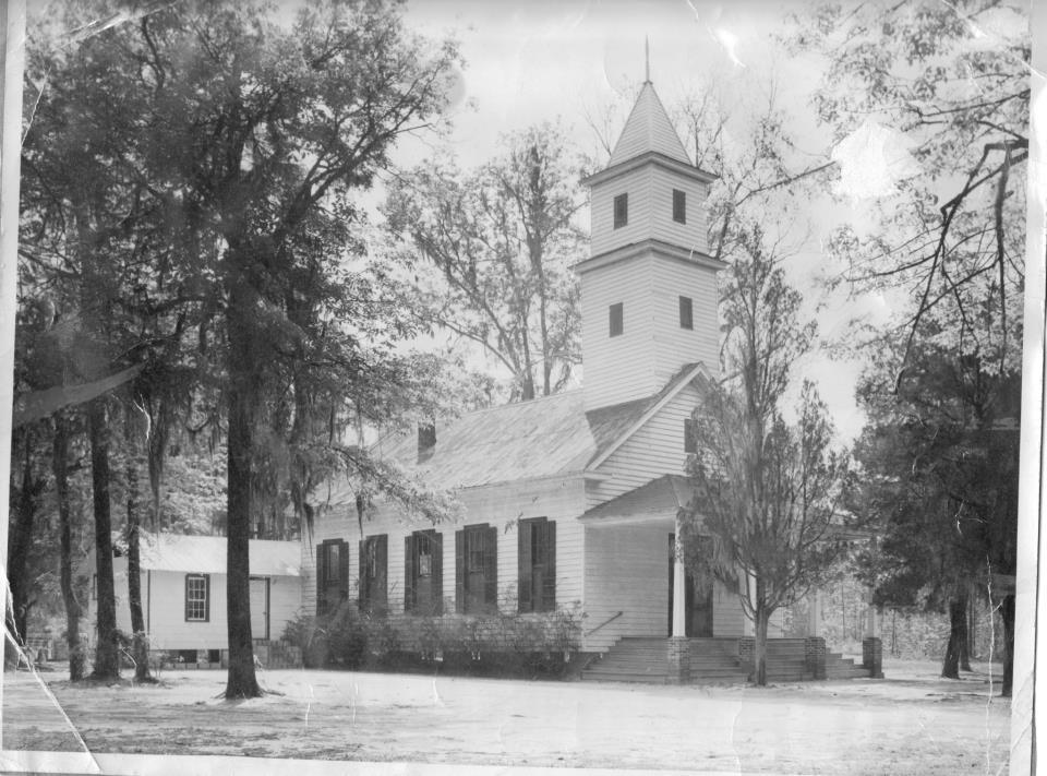 North Salem Baptist Church Cemetery