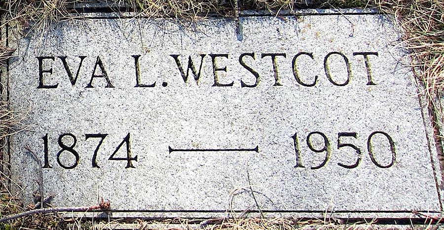 Eva L <i>Orr</i> Westcot