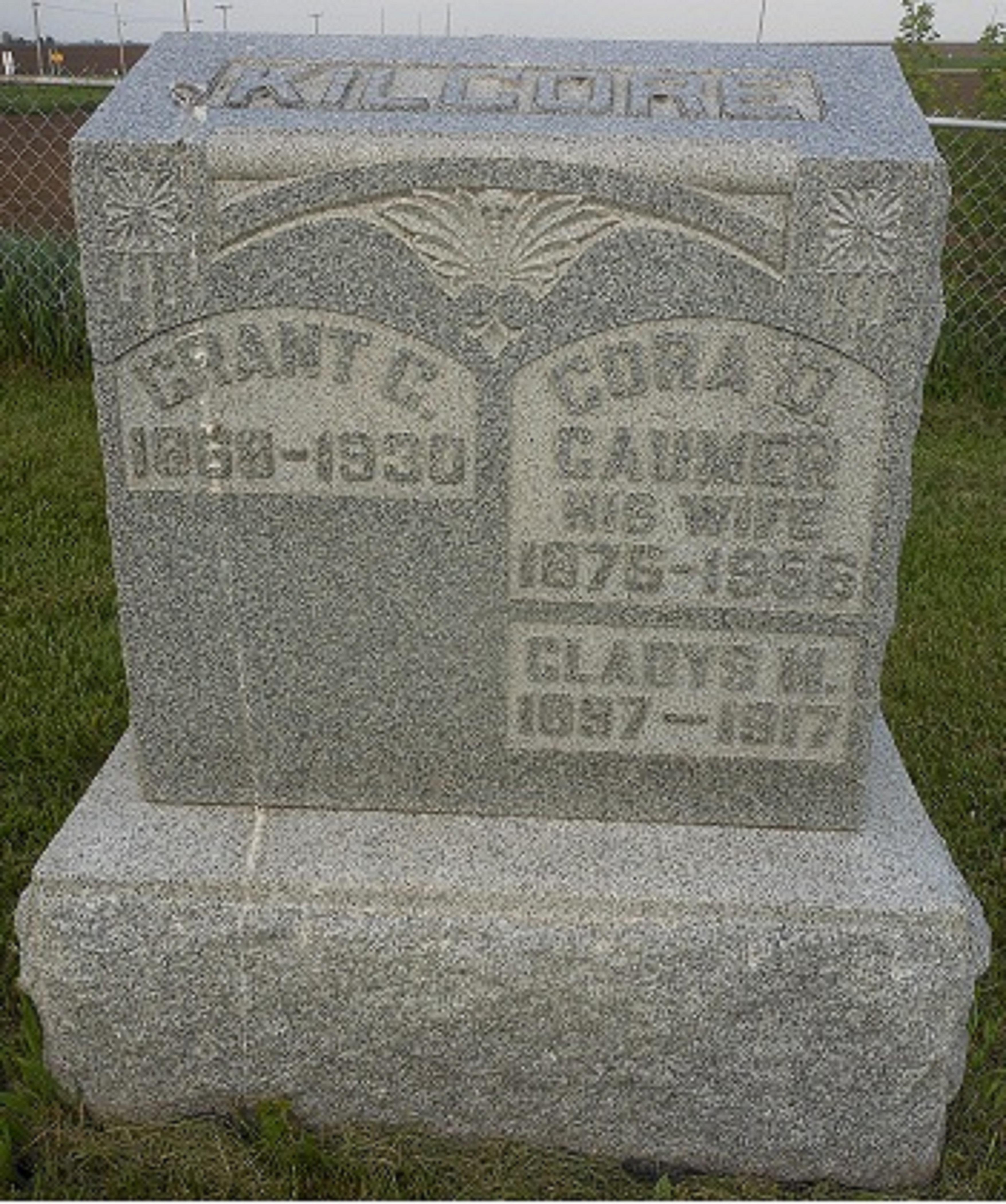 Gladys M. Kilgore