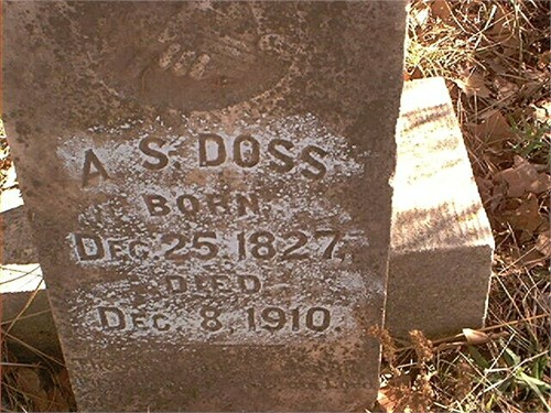 Pvt Alfred Smith Doss
