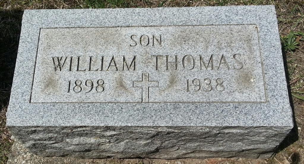 William B Thomas