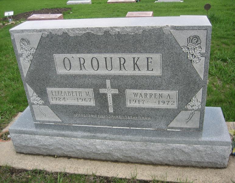 Corp Warren Arnold O'Rourke
