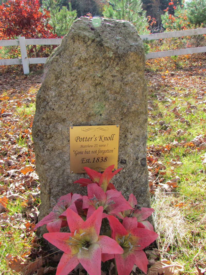Staffordville Cemetery