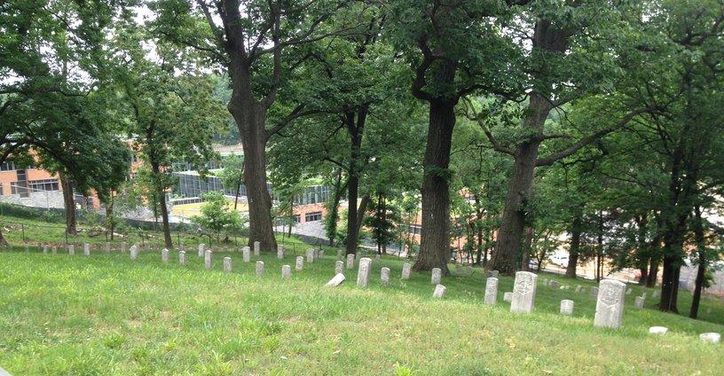 Saint Elizabeths Hospital West Cemetery