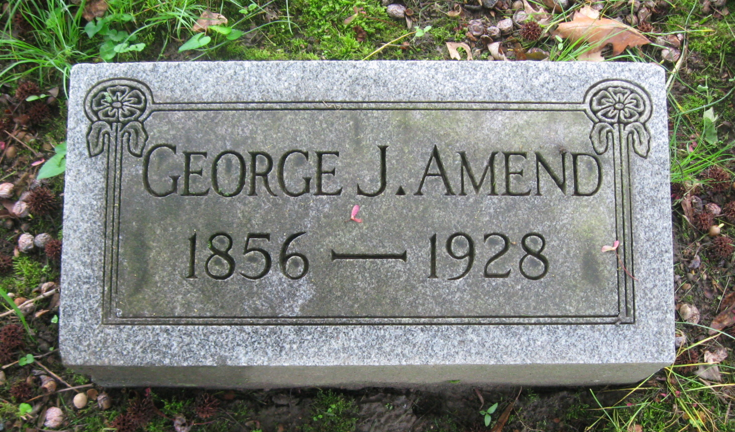 George John Amend