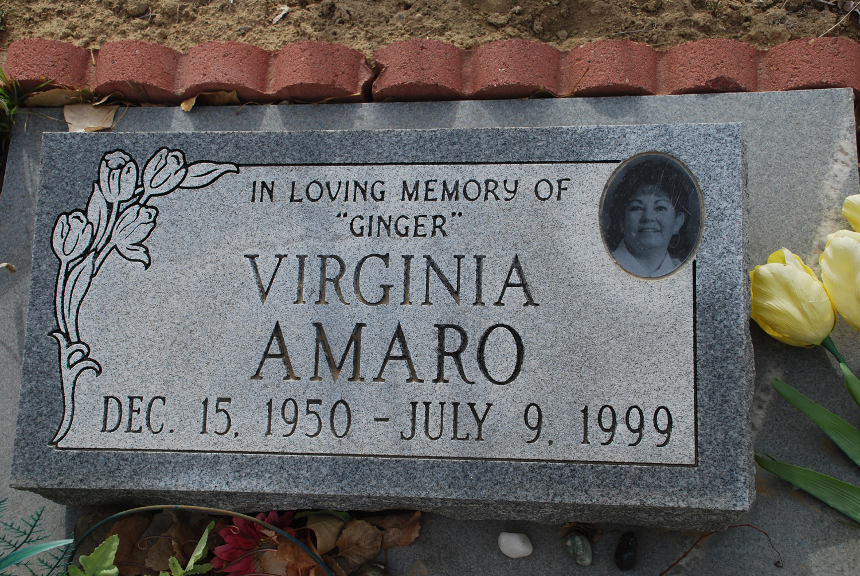 Virginia Elouise Ginger <i>Casaus</i> Amaro