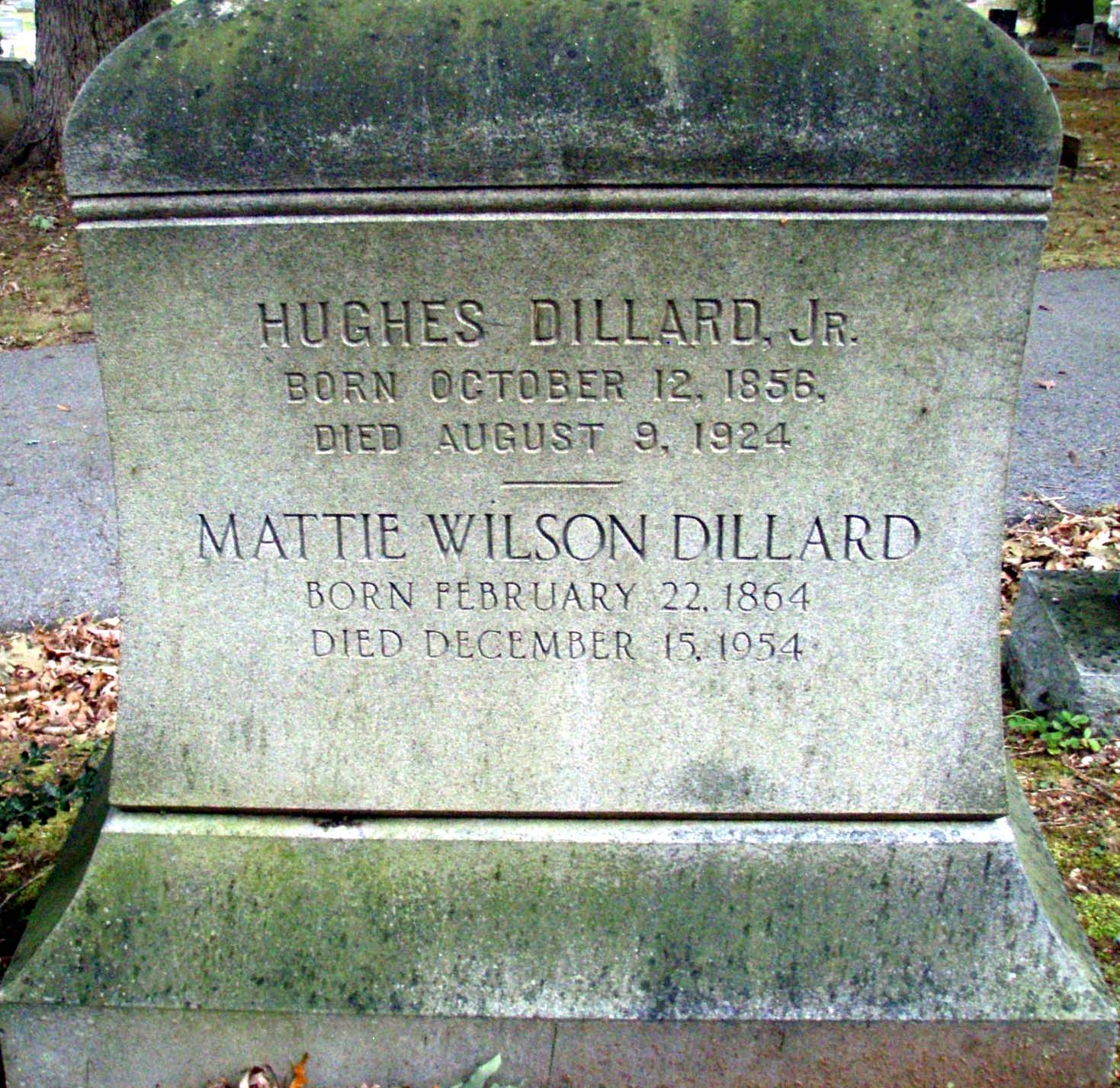 Hughes Dillard, Jr