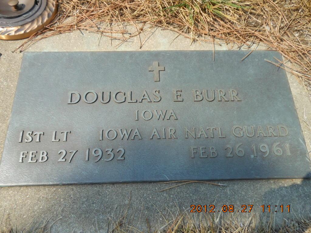 Douglas E. Burr