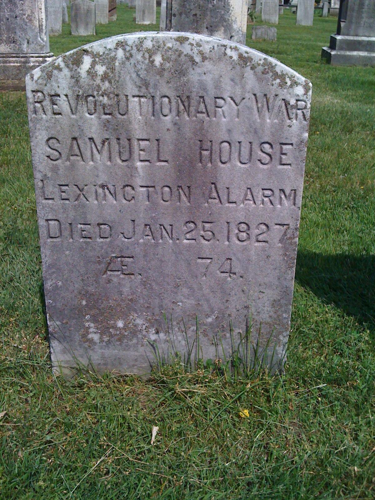 Samuel House