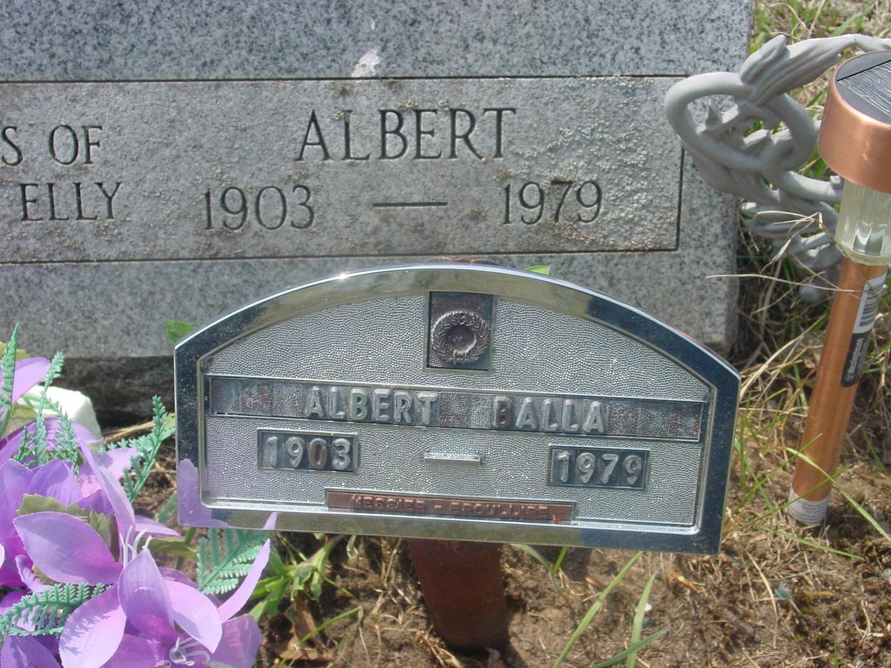 Albert Balla