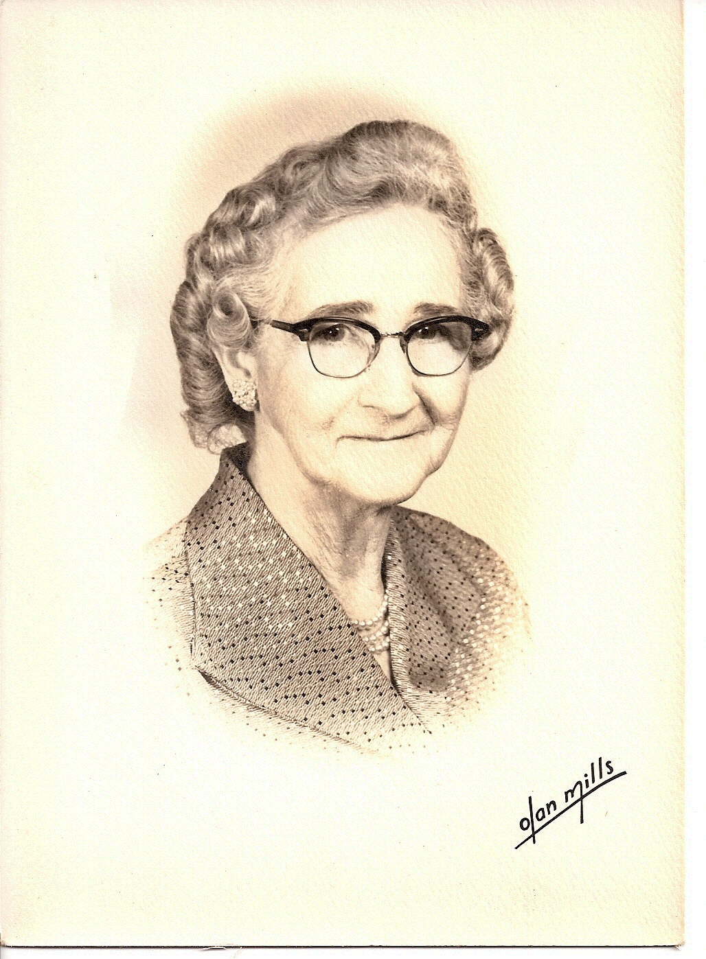 Gertie Jane <i>Lee</i> Morgan