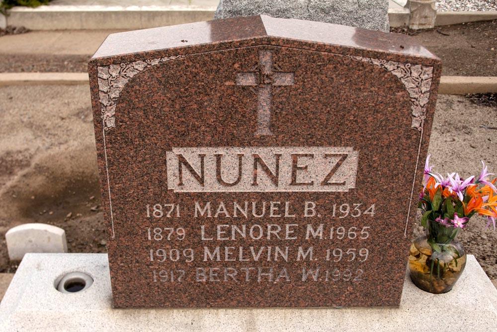 Lenore M Nunez