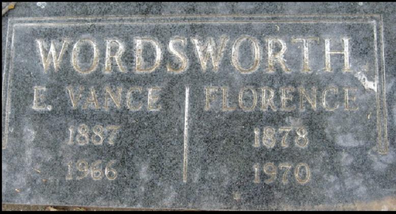 Earl Vance Wordsworth