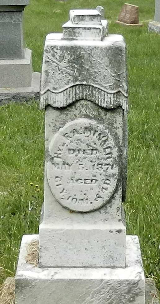 Rev Frederick A. Minner