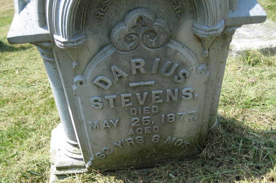 Darius Stevens